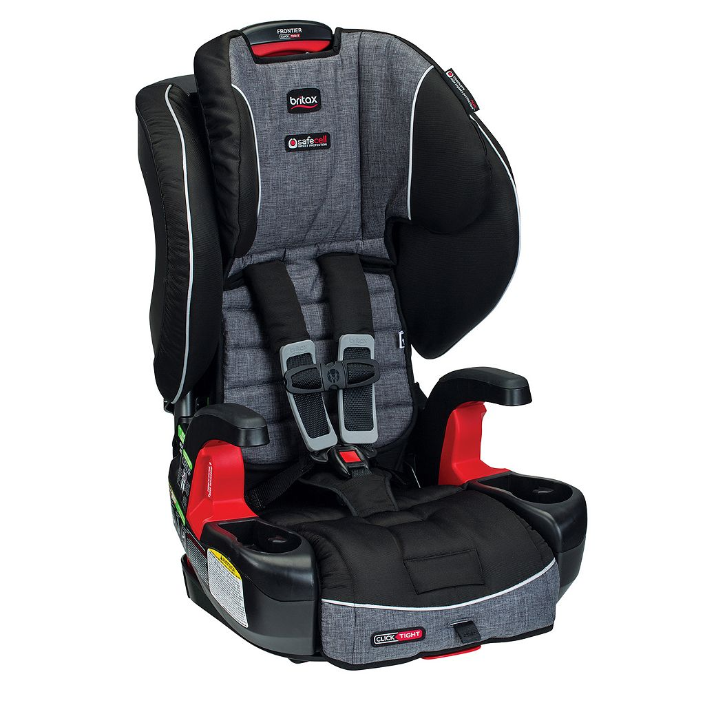 Britax Frontier G1.1 ClickTight Harness-2-Booster Car Seat
