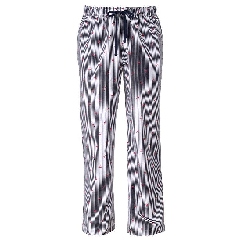Apt. 9® Patterned Woven Lounge Pants - Big & Tall