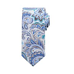 Men's Croft & Barrow® Diagonal Striped Tie