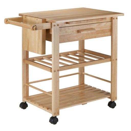 Winsome Finland Kitchen Cart