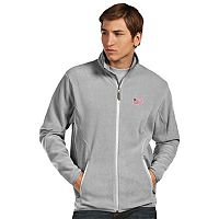 Men's Antigua New England Revolution Ice Polar Fleece Jacket