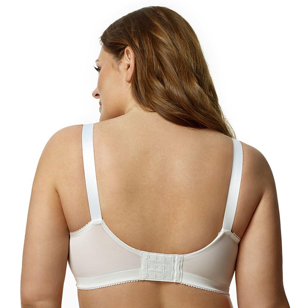 Elila Bra: Lace Full-Figure Bra 1303