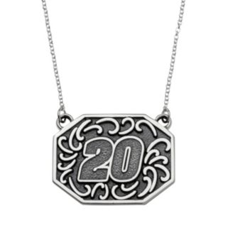 "Insignia Collection NASCAR Matt Kenseth Stainless Steel ""20"" Pendant"