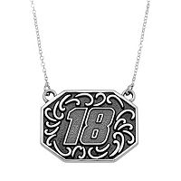 Insignia Collection NASCAR Kyle Busch Stainless Steel