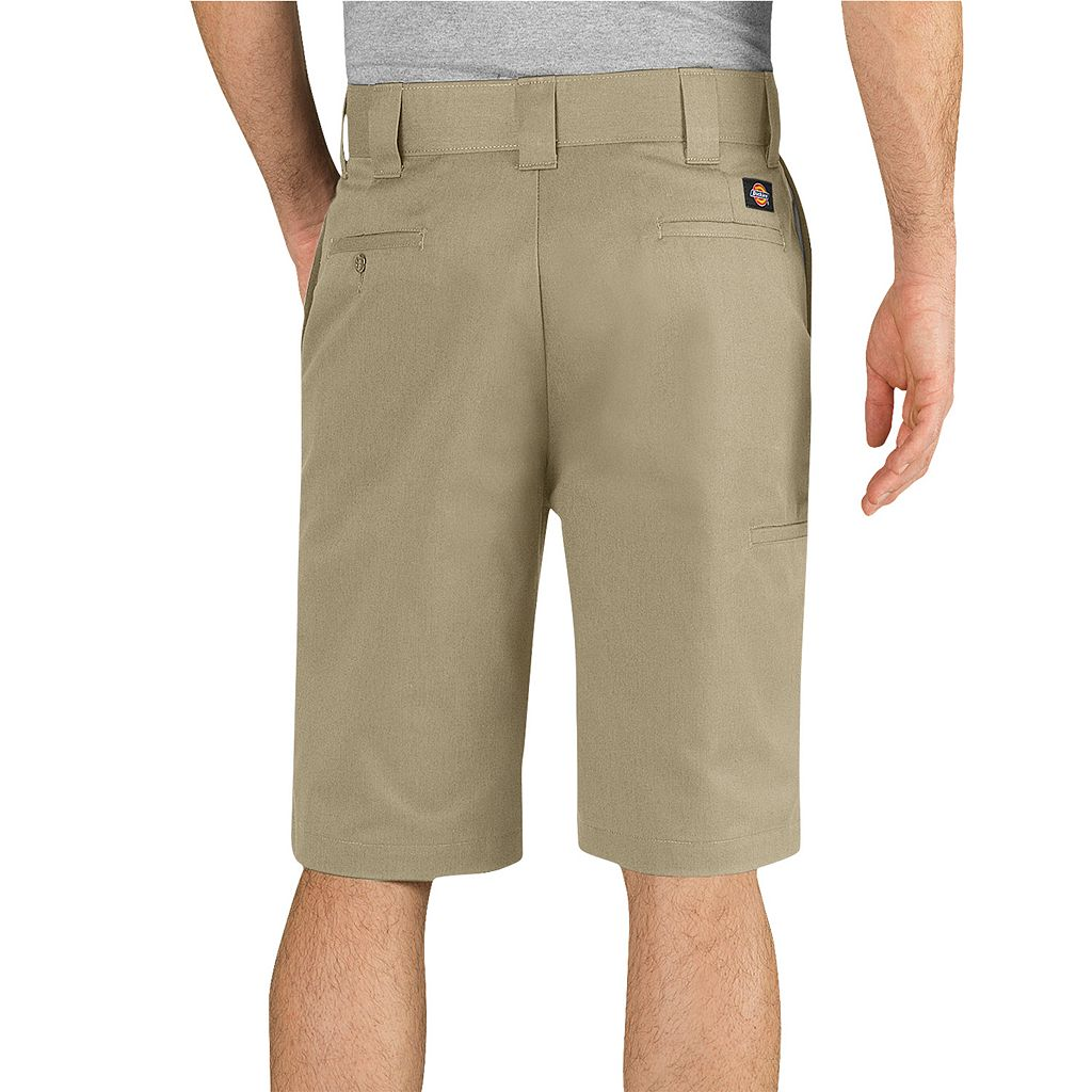 Men's Dickies Regular-Fit Flex Fabric Work Shorts