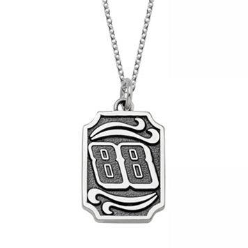 Insignia Collection NASCAR Dale Earnhardt Jr. Stainless Steel