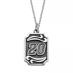 Insignia Collection NASCAR Matt Kenseth Stainless Steel '20' Pendant