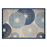 Nourison Graphic Illusions Abstract Rug