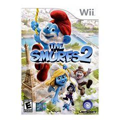 The Smurfs 2 for Nintendo Wii
