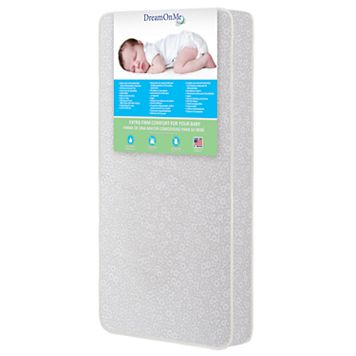 Dream On Me Orthopedic Extra Firm Foam Crib Mattress