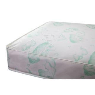 Dream On Me Nirvana 96-Coil Spring Toddler Crib Mattress