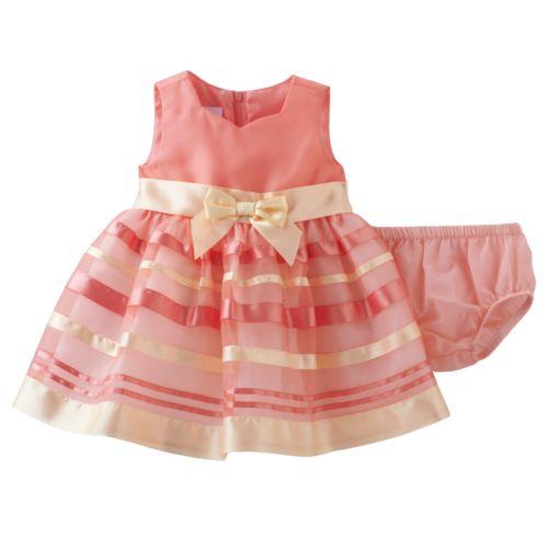 Girls christmas baby dresses clothing kohl s