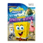 SpongeBob SquarePants: Plankton's Robotic Revenge for Nintendo Wii
