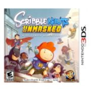 Scribblenauts Unmasked: A DC Comics Adventure for Nintendo 3DS