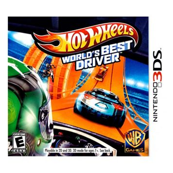 Hot Wheels: World's Best Driver for Nintendo 3DS