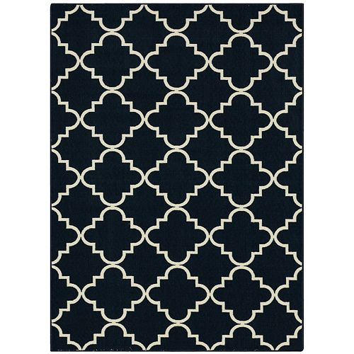 Mohawk 174 Home Fancy Trellis Geometric Rug