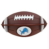 Detroit Lions Football Shelf