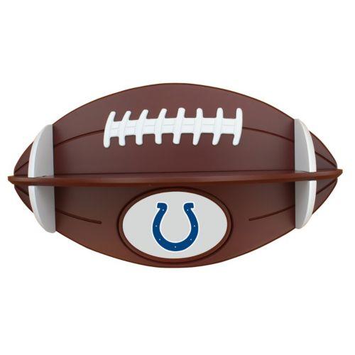 Indianapolis Colts Football Shelf