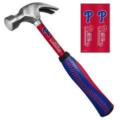 Philadelphia Phillies Pro Grip Hammer