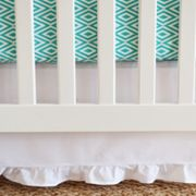Oliver B Ruffled Crib Skirt