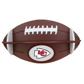 Kansas City Chiefs Football Shelf