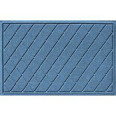 WaterGuard Argyle Indoor Outdoor Mat