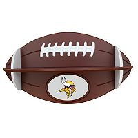 Minnesota Vikings Football Shelf