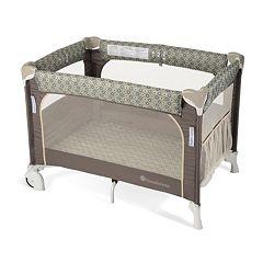 Foundations SleepFresh Elite Portable Crib by