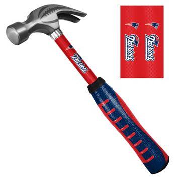 New EnglandPatriots Pro Grip Hammer