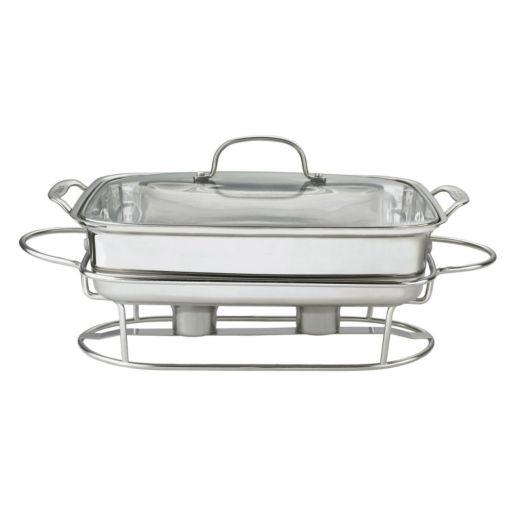 Cuisinart 12-in. Stainless Steel Rectangular Buffet Server
