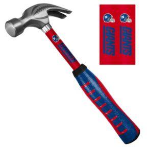 New York Giants Pro Grip Hammer