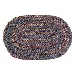 Colonial Mills Woolux Braided Reversible Rug