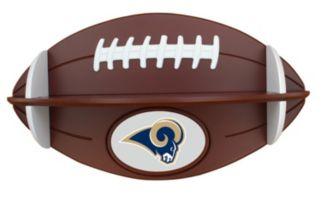 Los Angeles Rams Football Shelf