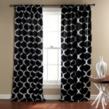 Lush Decor Geo Blackout Window Curtain Set - 52'' x 84''
