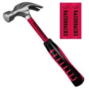 Arkansas Razorbacks Pro Grip Hammer