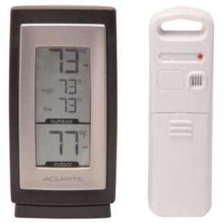 AcuRite Wireless Digital Indoor Outdoor Thermometer