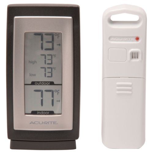 Wireless Indoor Outdoor Thermometer 40