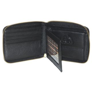 DOPP SoHo RFID-Blocking Zip-Around Wallet