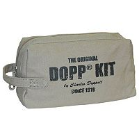 DOPP Legacy One Top-Zip Travel Kit
