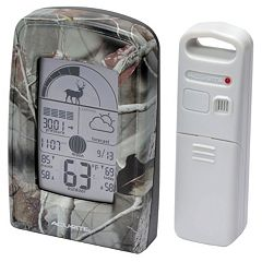 AcuRite Sportsman Digital Weather Station & Activity Meter