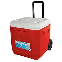 Coleman 45-Quart Wheeled Cooler