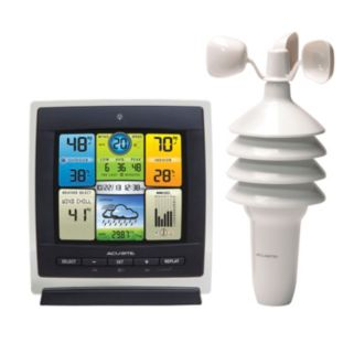 AcuRite Pro Wireless Color Digital Weather Station (00589)