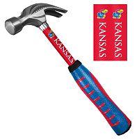 Kansas Jayhawks Pro Grip Hammer