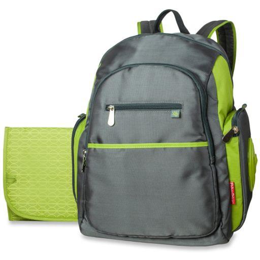 Fisher-Price Ripstop Backpack Diaper Bag