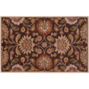Artisan Weaver Sarpy Floral Wool Rug