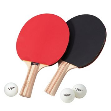 Viper Two-Racket Table Tennis Set