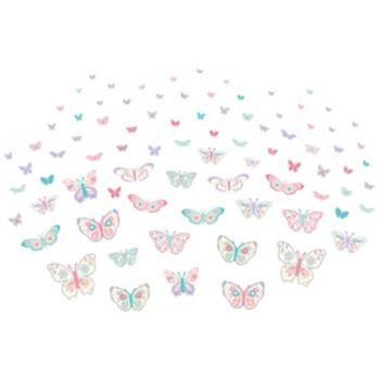 WallPops Fluttery Butterfly Wall Decals