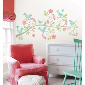 WallPops Pretty Tweets Wall Decals