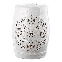 Safavieh Flora Ceramic Garden Stool