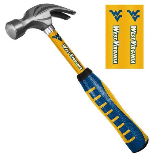 West Virginia Mountaineers Pro Grip Hammer